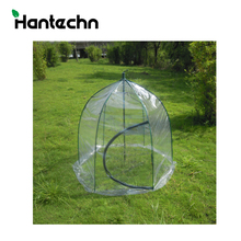 2018 most popular Garden plastic umbrella foldable used greenhouse cover mini green houses for sale