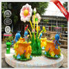 Outdoor Amusement Rides Coffee Cup Carousel