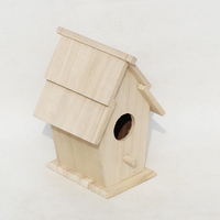factory Quality Assured Wooden cheap pet cage