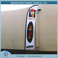 BEST FLAG -Custom Beach Swooper Flags for Displaying and Advertising