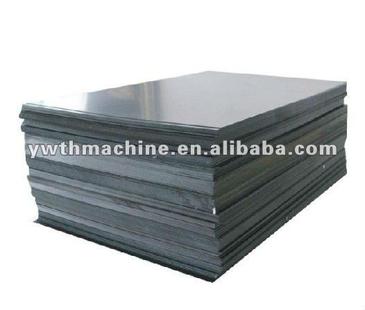 Non-Adhesive Wedding Album Rigid PVC Sheets