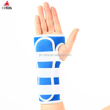 FDA CE adjustable neoprene wrist band high elastic wrist brace / support / belt