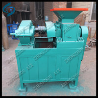Factory Price Coal Briquetting Equipment Charcoal