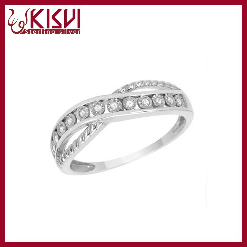 Hot sell 14k gold jewelry,new design ladies finger ring wholesale
