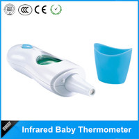 Digital shower/milk thermometer non contact digital infrared ear thermometer