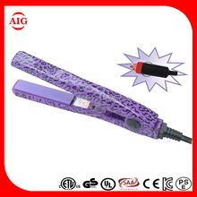 Hot Selling Colorful Mini Hair Straightener Iron mini flat iron With Car Plug