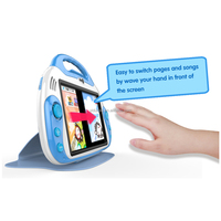 Smooth touch feeling android 4.0.4 gravity sensor gps wifi tablet pc for kids