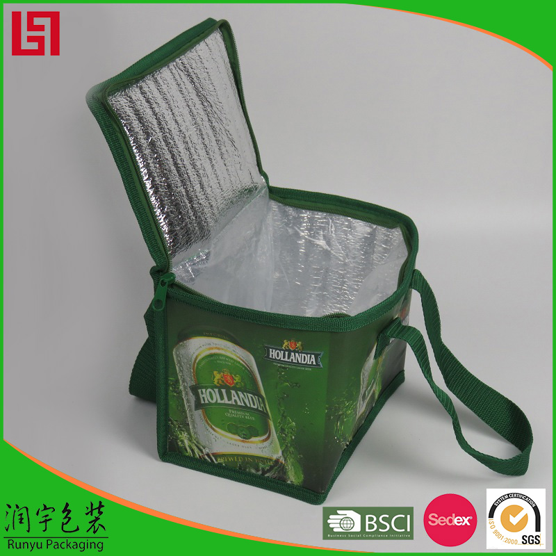 Portable Beer Bottle Cooler Bag