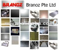 Ti-gold Stainless Steel Sheet - Titanium Coated Stainless Steel
