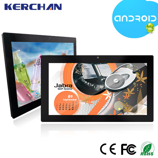 Kerchan Newest Octa Core 1080P ultra digital dual boot gps android tablet