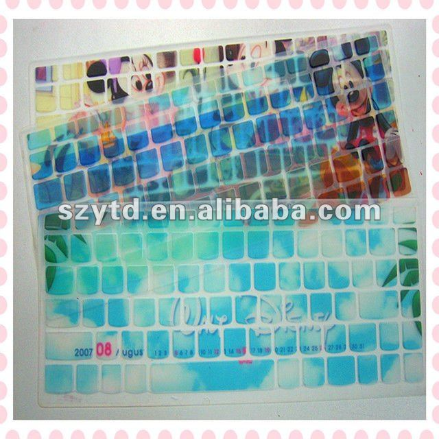 laptop silicone keyboard cover for HP