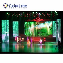 HD resolution stage background led display big screen /P3.91 rental led screen