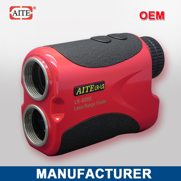 Aite Brnad 6*24 600Meters(Yard) Laser Speed measure Function Rangefinder kyocera maintenance kit