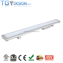 2015 New Pentent UL DLC approval Linear High Bay, 130lm/w IP65 Meanwell 150w LED High Bay