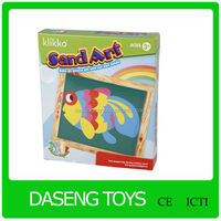 promotional toys for kids sand art paintings cheap educational toys for kids