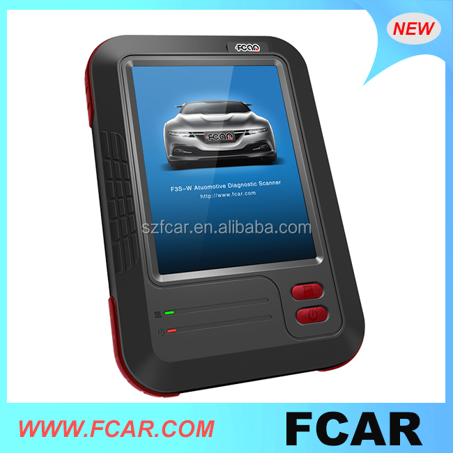 Original F3S-W universal korean and japanese car diagnostic tool