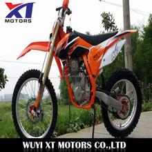 Electric start/foot start 250cc 4 stroke adults dirt bike/racing bike chopper motorcycle