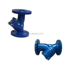 Standard or nonstandard and water media y type strainer/filter valve