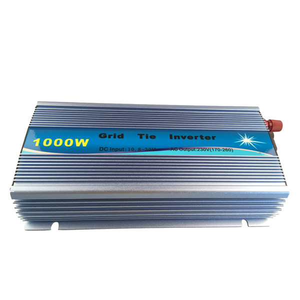 Input 20-45V DC 1KW Solar On Grid Tie Micro Inverters 1000w MPPT Function 110V or 220V Pure Sine Wave Output