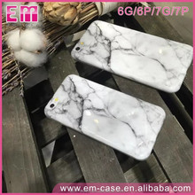Universal IMD Jelly Case Cover for Mobile Phone/Rock Phone Skin for iPhone/IMD Marble Phone Case for iPhone 7