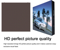 ledman hd P10 full movies led display outdoor p10 video advertising led display