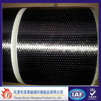 Unidirectional Carbon Fiber GSM200 GSM300 Wide 200mm
