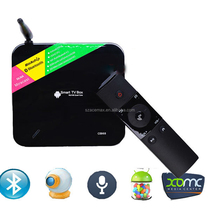 Quad core Android TV Box with Camera and Android 4.2.2 System