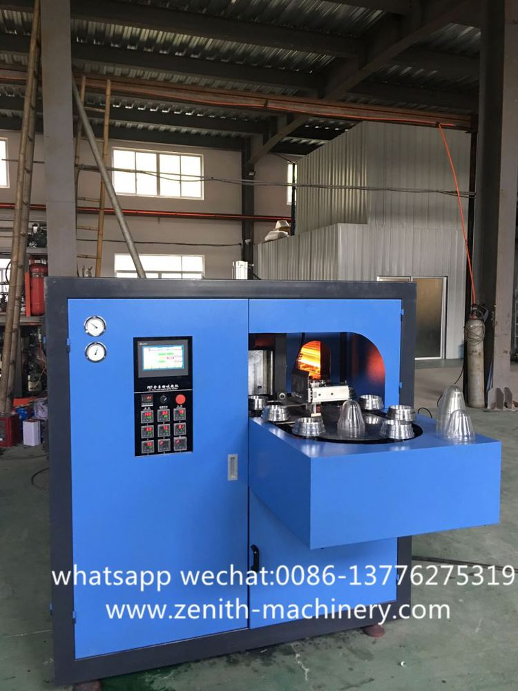 Factory Direct Sales Fully-Automatic Materials Used Fully Automatic Machines To Make Plastic Bottles