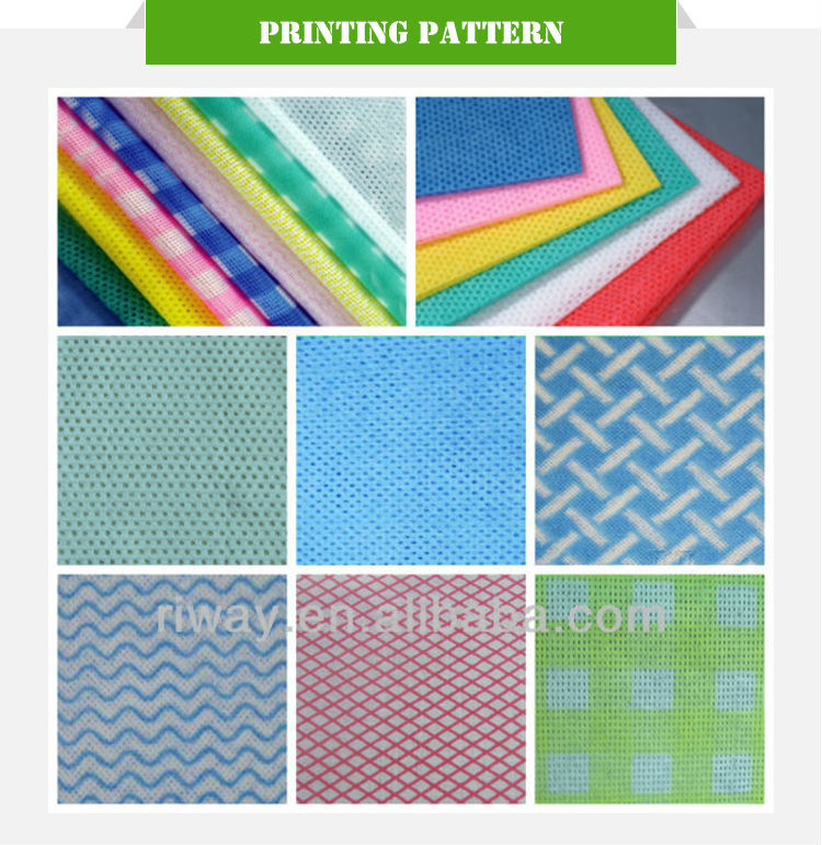 Best Price Hot Sale Colorful Reusable PP Spunbond Nonwoven Fabric
