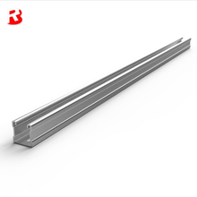 Professional factory hot dip galvanized, powder coated perforated strut channel in China