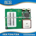 GPS tracker PCB assembly for car, taxi