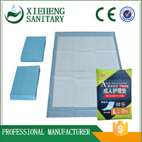 breathable surgical underpad disposable absorbent tuckable surgical linen saver