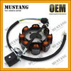 Best Price Motorcycle Engine Parts Startor Ignition CG125 Magneto Stator Coil