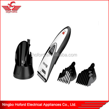 RFC-209 Rechargeable electric professional hair clippers