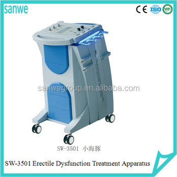 Male sexual dysfunction therapy machine/Medical sex function increase machine