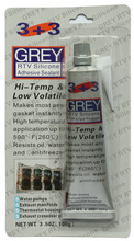 acidic property RTV silicone sealant for repairing metal