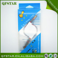 2015 QF-Star factory selling usb data cable driver for iphone