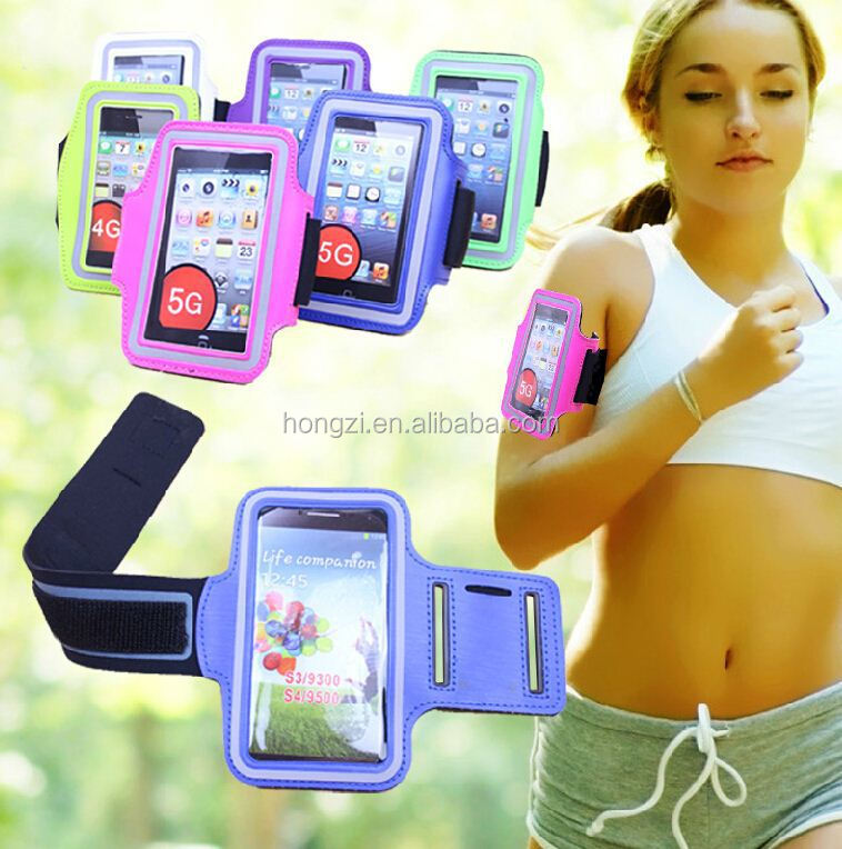 arm band For iPhone 6 sports jogging Cycling running gym cool case cover for samsung galaxy S5 S3 S4 S6 cases for HTC ONE M7 g3s