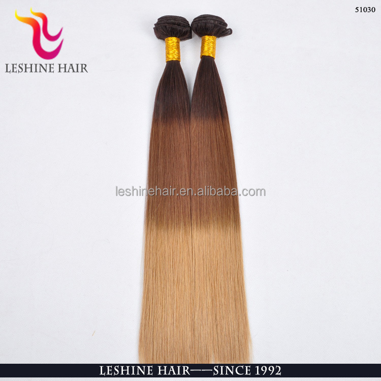 Alibaba 8a Cheap Wholesale Top Quality Human Hair Weave Virgin Remy Peruvian Ombre Remy Hair