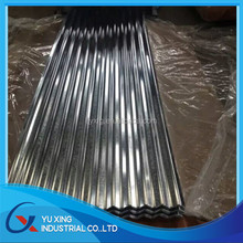 Galvanized Steel Corrugated Metal Sheet, Roofing Materials