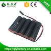 Geilienergy New Product AAA 4.8V 2000mah NIMH Battery Packs For RC Toy
