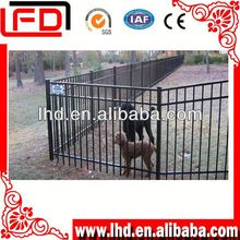 metal large chain link fence for dog run