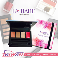 Wholesale private label cosmetics makeup kit