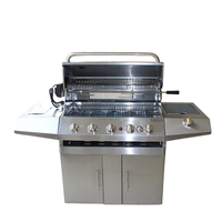 Wholesale Smokeless Barbecue Stainless Steel Outdoor BBQ Gas Grill