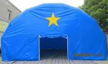 Hot selling outdoor inflatable igloo tent for rental, white wedding inflatable igloo tent