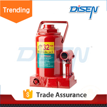Hot sell 5T double lift manual hydraulic bottle jack vehicle positioning & Car Jack & scissor jack CCC CE TUV GS ISO