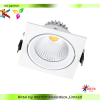 Ip33 High Power Cob Led Downlight Outdoor Led Light