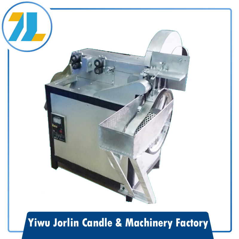 Yiwu Factory Price New Industrial High Efficiency Small Automatic Pillar Spiral Birthday Candles Making Machine Price In India