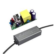 Factory price switching power supply 40w 50w 60w with bis isolated ip 65 led driver power