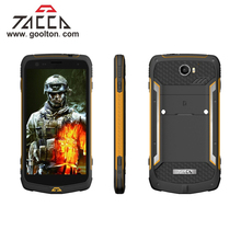 "Hot selling 5.5"" PTT NFC FHD 3+32G 8+20Mp Octa-core dual LTE PTT ip68 waterproof military mobile phone"